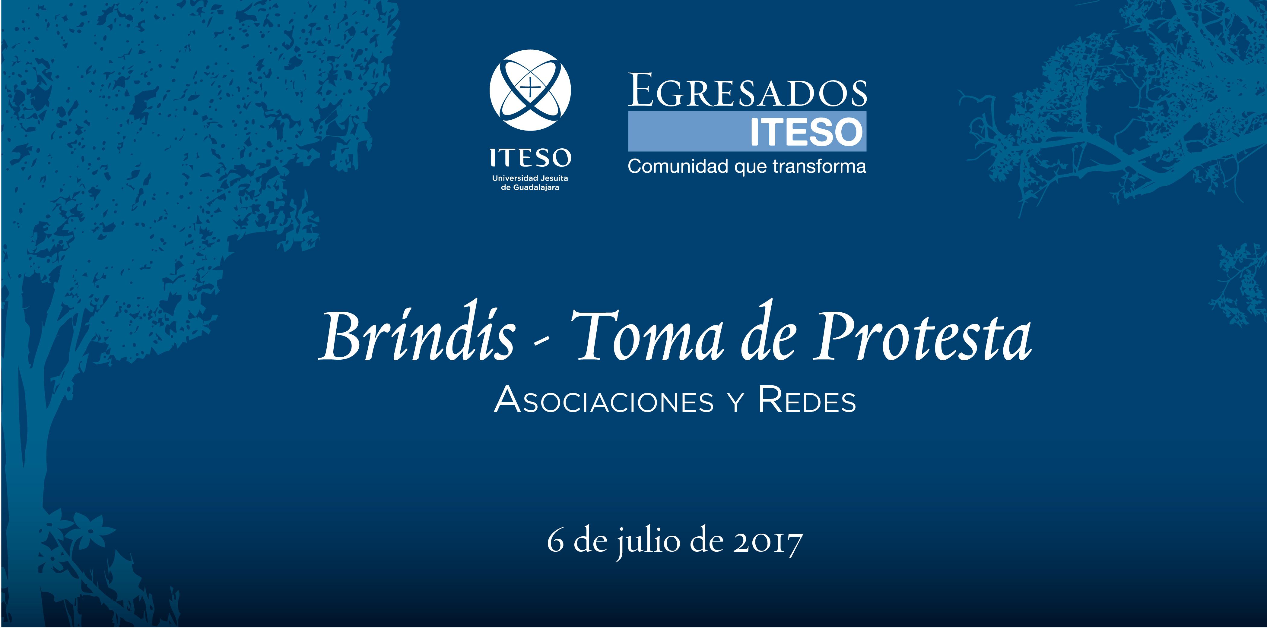 BRINDIS Y TOMA DE PROTESTA