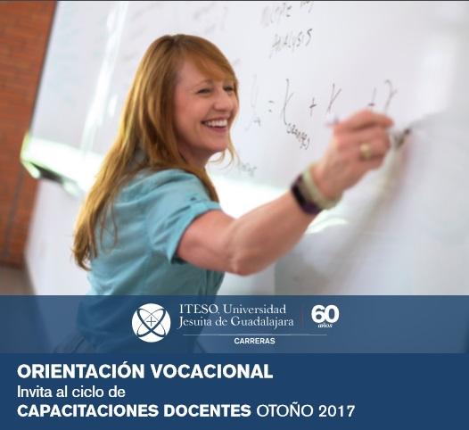 CAPACITACIÓN DOCENTE ITESO - OCTUBRE