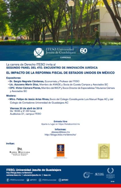 EL IMPACTO DE LA REFORMA FISCAL DE ESTADOS UNIDOS EN MÉXICO