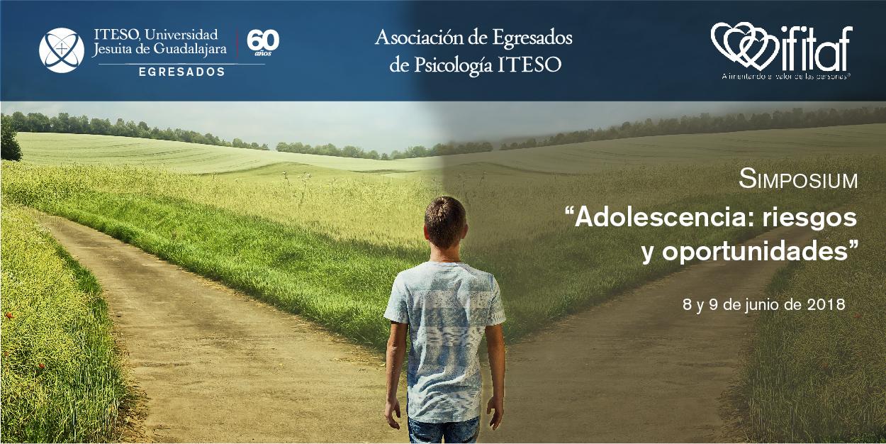 SIMPOSIUM ADOLESCENCIA: RIESGOS Y OPORTUNIDADES