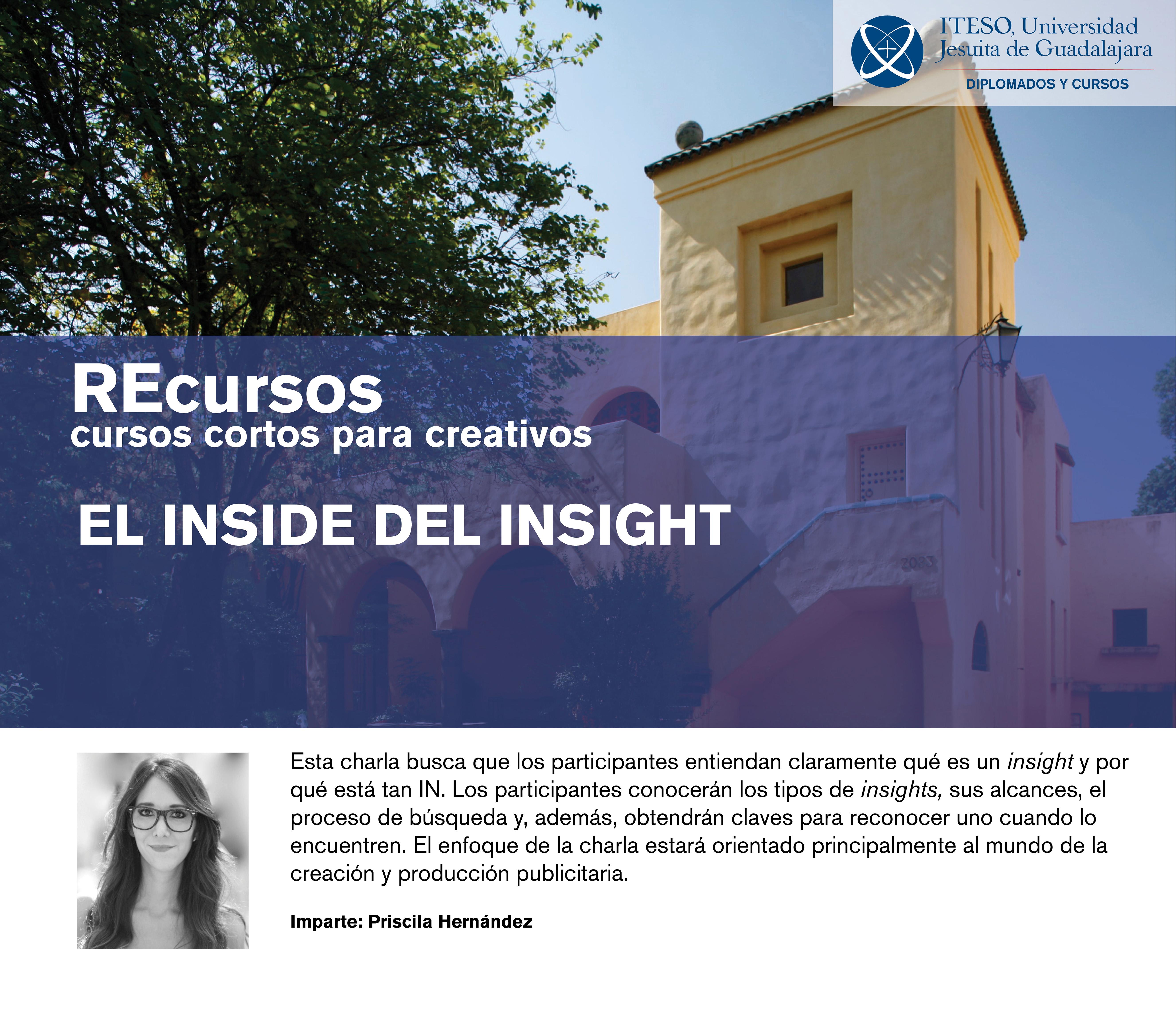 EL INSIDE DEL INSIGHT