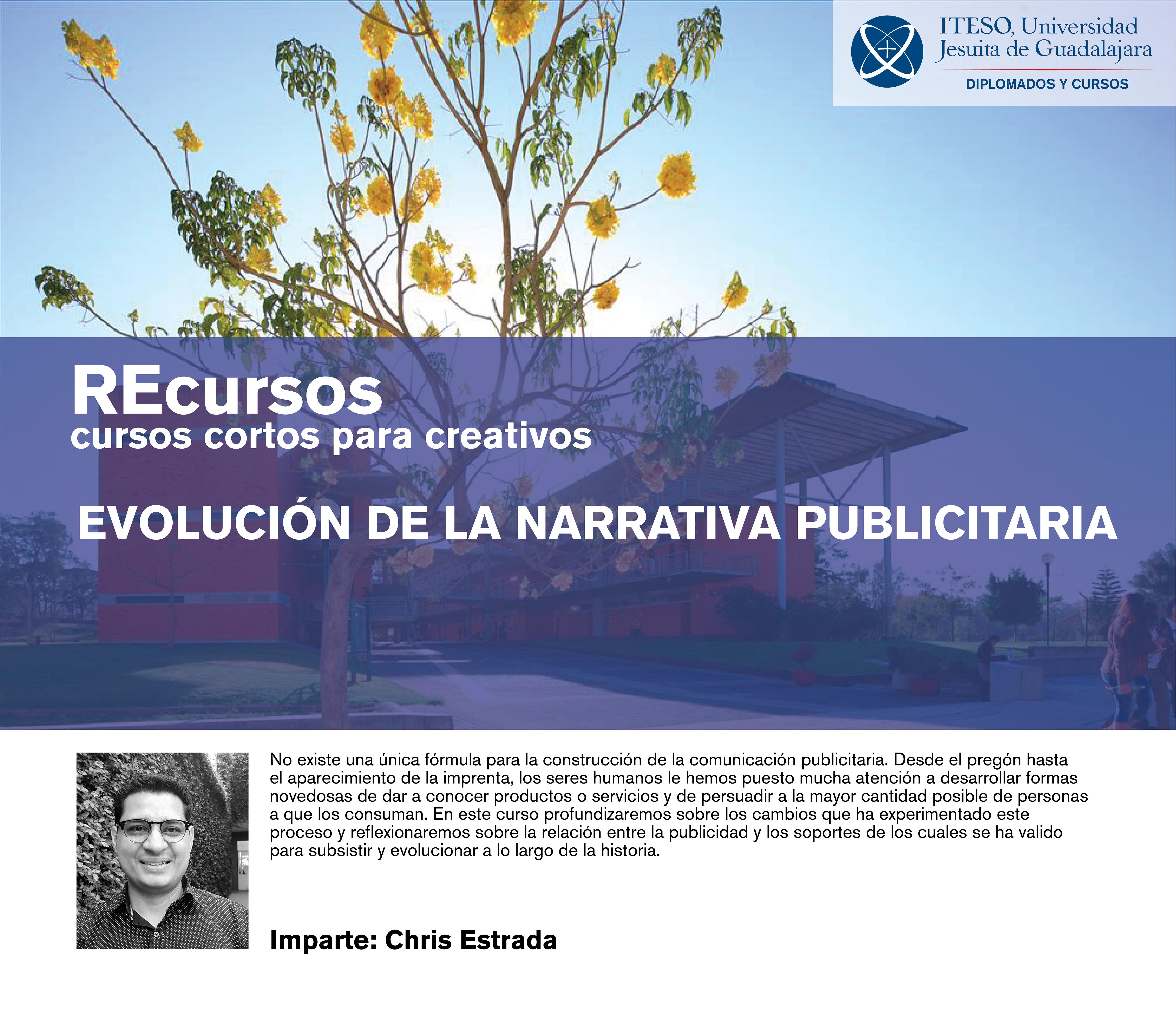 EVOLUCIÓN DE LA NARRATIVA PUBLICITARIA