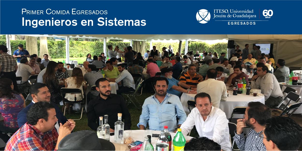 PRIMER COMIDA DE INGENIEROS EN SISTEMAS COMPUTACIONALES