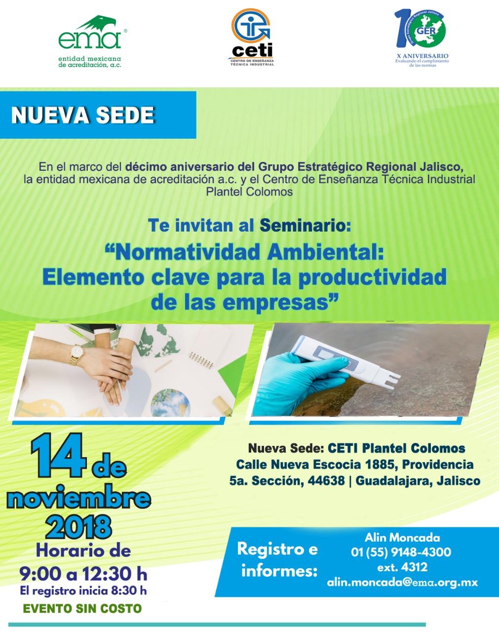 NORMATIVIDAD AMBIENTAL: ELEMENTO CLAVE PARA LA PRODUCTIVIDAD DE LAS EMPRESAS
