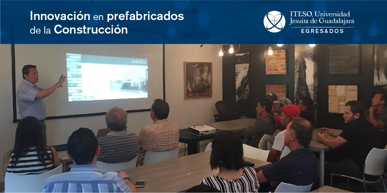 INNOVACIÓN EN PREFABRICADOS DE LA CONSTRUCCIÓN