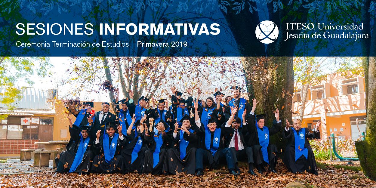 SESIONES INFORMATIVAS PRIMAVERA 2019