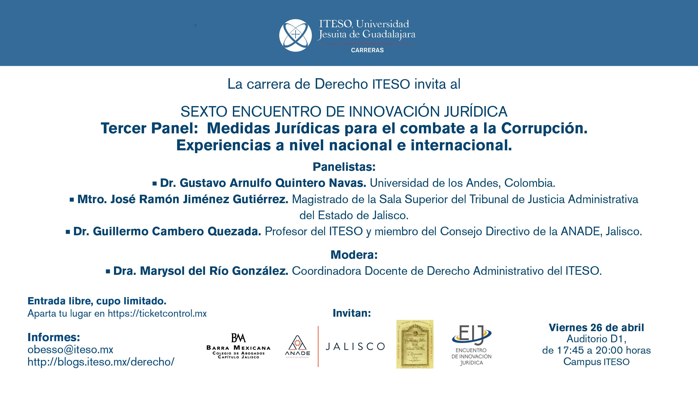MEDIDAS JURÍDICAS PARA EL COMBATE A LA CORRUPCIÓN. EXPERIENCIA NACIONAL E INTERNACIONAL