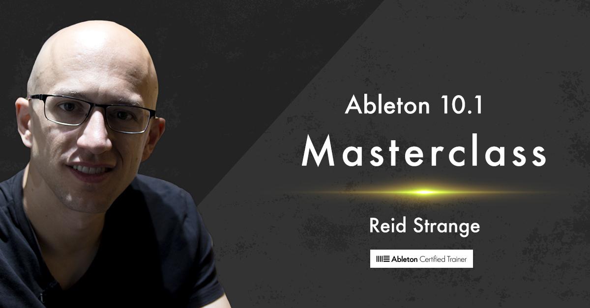 PRESENTACIÓN OFICIAL ABLETON LIVE 10.1