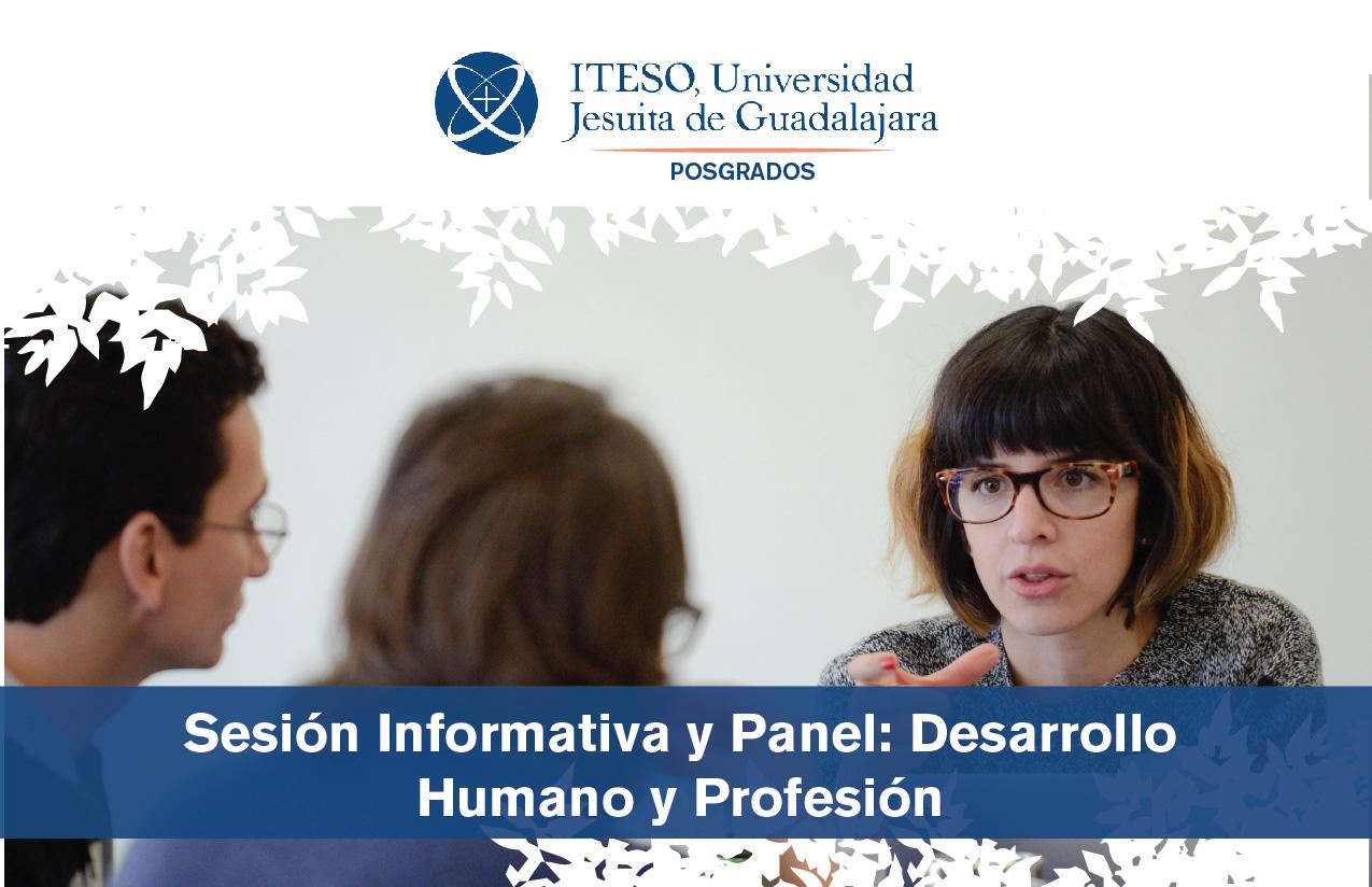 DESARROLLO HUMANO Y PROFESIÓN