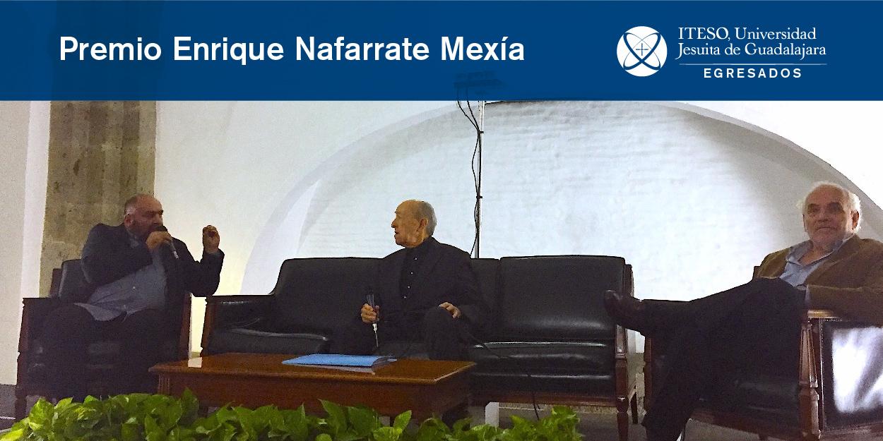 PREMIO ENRIQUE NAFARRATE MEXÍA
