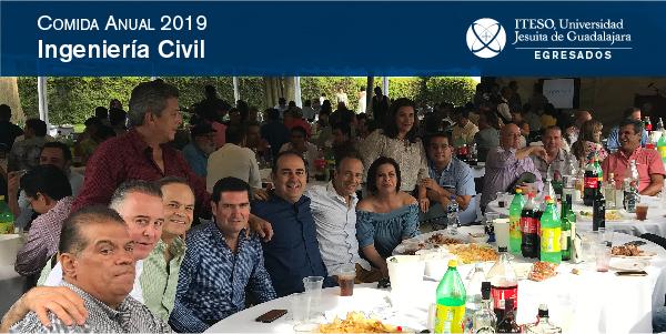 COMIDA ANUAL DE INGENIEROS CIVILES