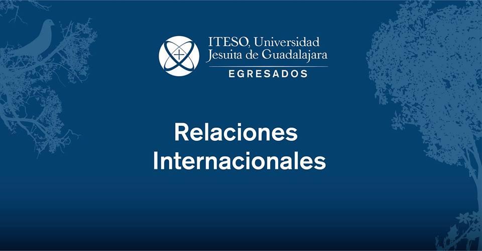 CENA DE EGRESADOS RN ITESO OCTUBRE 2019 ¡VEN Y CONOCENOS!