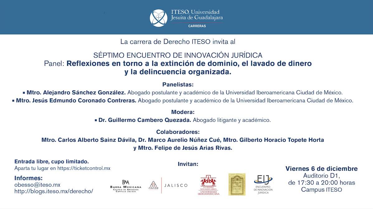 REFLEXIONES SOBRE EXTINCIÓN DE DOMINIO, LAVADO DE DINERO Y DELINC. ORGANIZADA