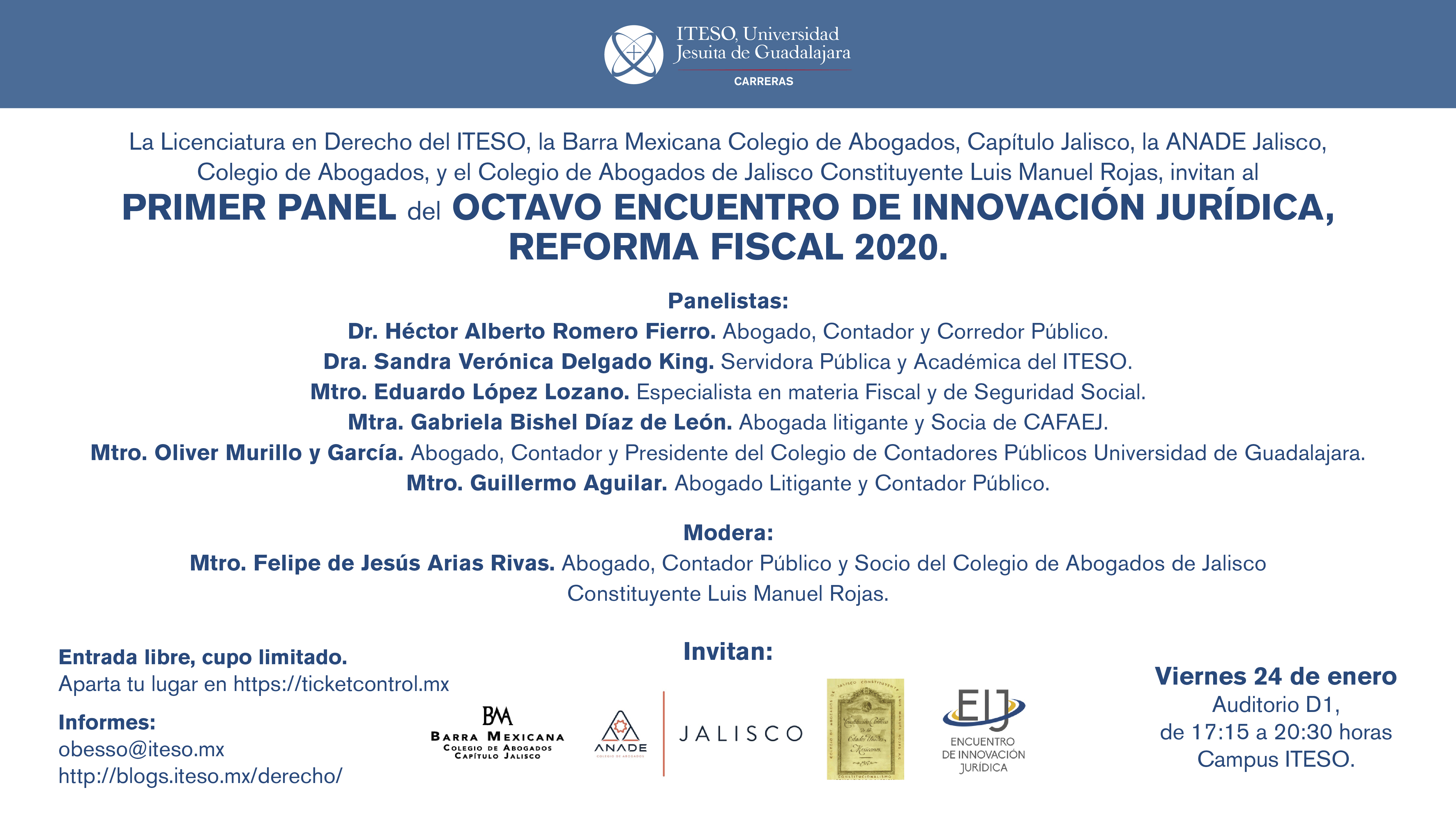 REFORMA FISCAL 2020
